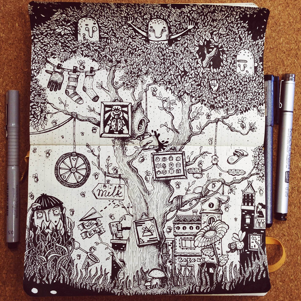 cool-moleskine-sketch